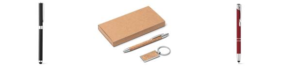 Bolígrafos personalizados para regalos de empresa